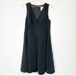 ModCloth Black Dress Sleeveless NWOT